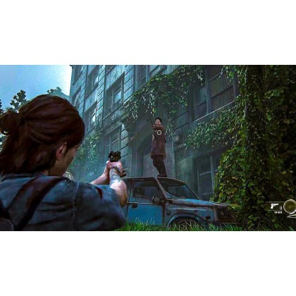 PS4 THE LAST OF US PART 2 - R2 ENGLISH