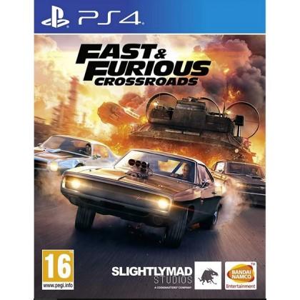 PS4 FAST & FURIOUS CROSSROADS - R3 ENGLISH
