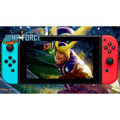 SWITCH JUMP FORCE DELUXE EDITION - ENG VER