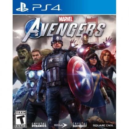 PS4 MARVEL AVENGERS - R3 ENG VER