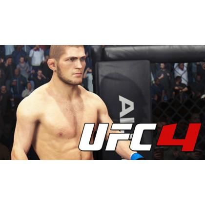 PS4 UFC 4 R3 - ENGLISH