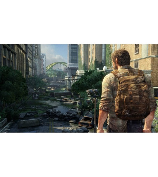 Ps4 The Last Of Us Remastered English-R1/ALL