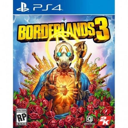 PS4 BORDERLANDS 3 - R2 ENGLISH