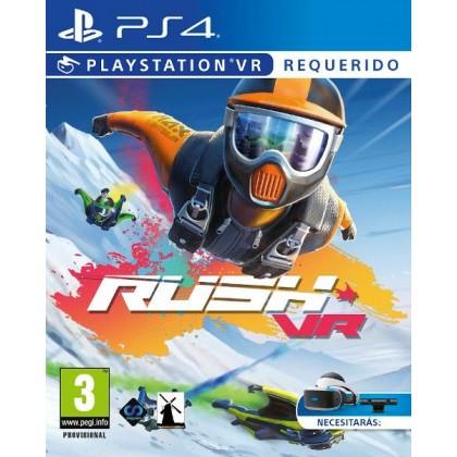 PS4 RUSH VR - R2 ENGLISH