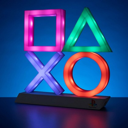 PLAYSTATION OFFICIALLY PLAYSTATION LOGO XL ICON LIGHT