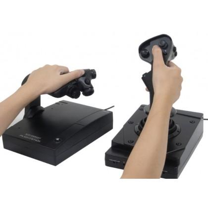 PS4 HORI ACE COMBAT 7 HOTAS FLIGHT STICK