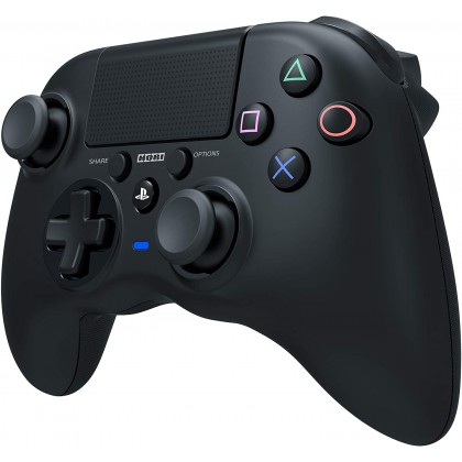PS4 HORI ONYX PLUS WIRELESS CONTROLLER - BLACK