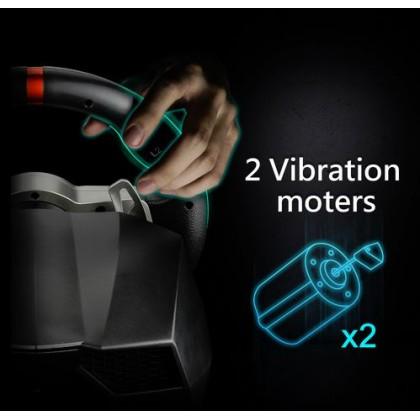 PS4 SUZUKA FLASHFIRE RACING WHEEL 900R + GEAR SHIFT