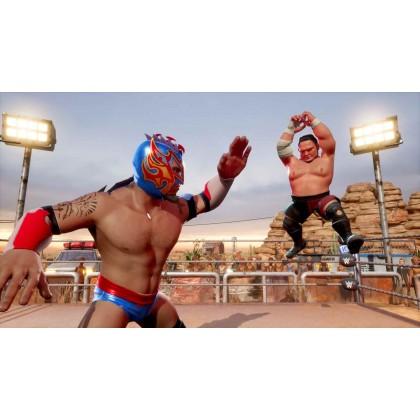 SWITCH WWE 2K BATTLEGROUNDS - ENGLISH
