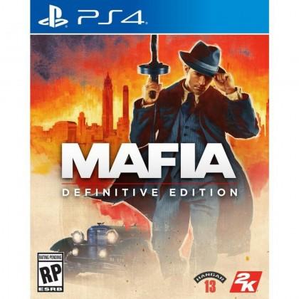 PS4 MAFIA DEFINITIVE EDITION - R2 ENGLISH