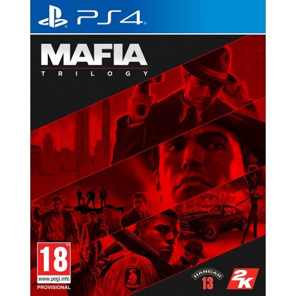 PS4 MAFIA TRILOGY - R2 ENGLISH