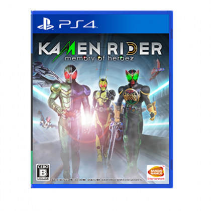 PS4 KAMEN RIDER MEMORY OF HEROEZ - R3 ENGLISH