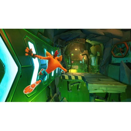 PS4 CRASH BANDICOOT 4 IT'S ABOUT TIME - R3 ENGLISH