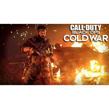 PS4 CALL OF DUTY BLACK OPS COLD WAR - R3 [PRE ORDER 13/11/2020]