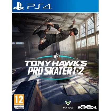 PS4 TONY HAWKS PRO SKATER 1 + 2 DOUBLE PACK - R2 ENGLISH