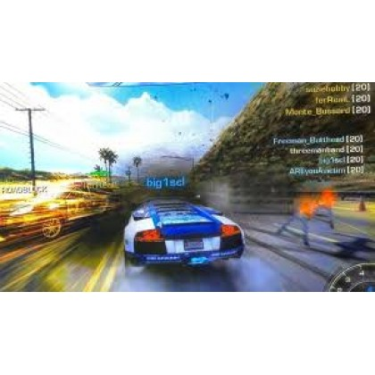 SWITCH NEED FOR SPEED HOT PURSUIT REMASTERED - ENGLISH