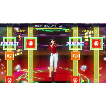 SWITCH FITNESS BOXING 2 RHYTHM & EXERCISE - ENGLISH [PRE ORDER 04/12/2020]