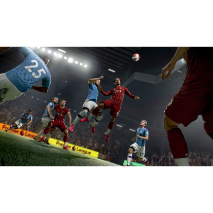 PS4 FIFA 21 ULTIMATE EDITION - R3 CHN/ENG
