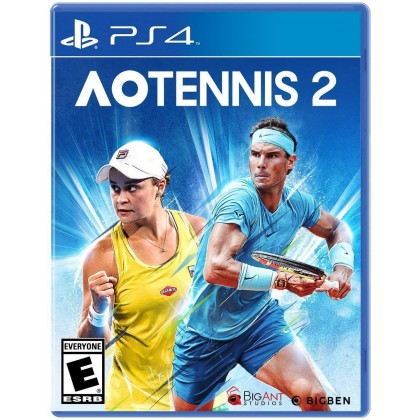 PS4 AO TENNIS 2 - R1 ENGLISH