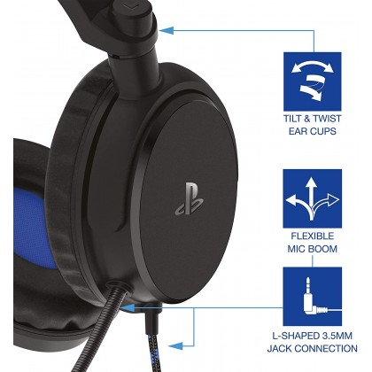 PLAYSTATION 4GAMERS PRO4-50S STEREO GAMING HEADSET
