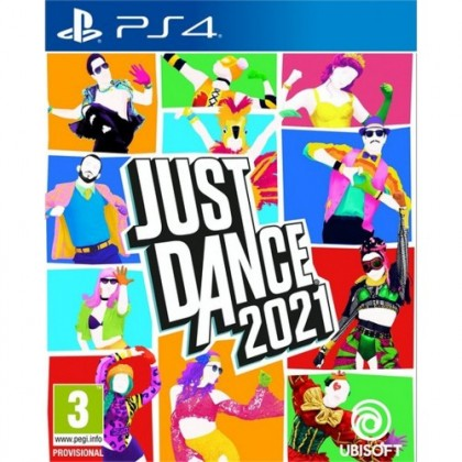 PS4 JUST DANCE 2021 - R3 CHN/ENG