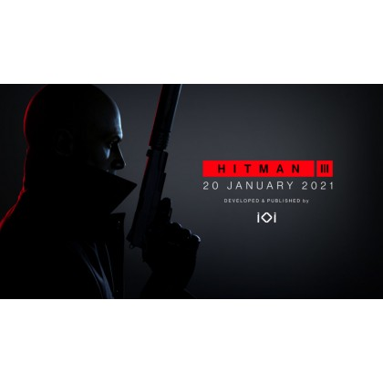 PS4 HITMAN 3 - R1 ENGLISH [PRE ORDER 20/01/2021]