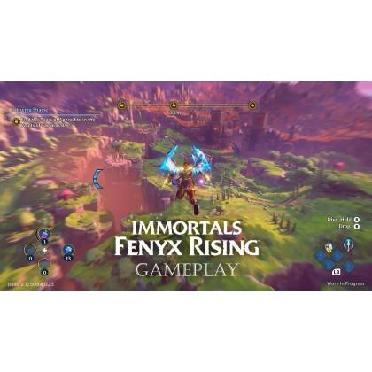 PS4 IMMORTALS FENYX RISING - R2 ENGLISH