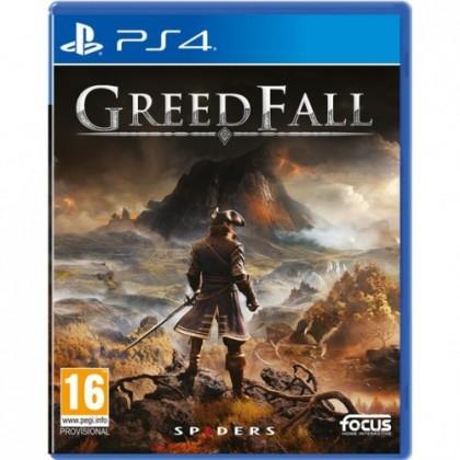 PS4 GREEDFALL R2 - ENGLISH
