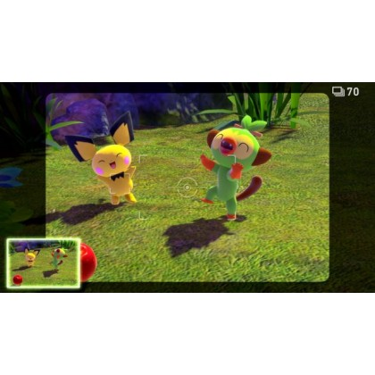 SWITCH NEW POKEMON SNAP - US CHN/ENG [PRE ORDER 30/04/2021]
