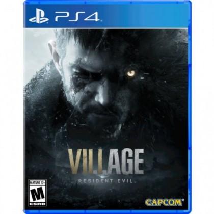 PS4 RESIDENT EVIL VILLAGE - R3 CHN/ENG [PRE ORDER 07/05/2021]