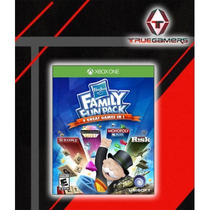 XBOX ONE HASBRO FAMILY FUN PACK - ENGLISH