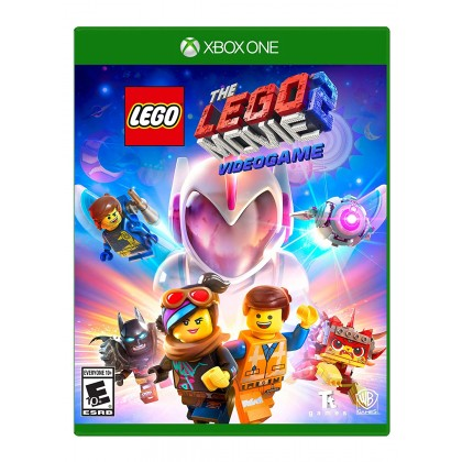 XBOX ONE LEGO MOVIE 2 THE VIDEO GAME - ENGLISH