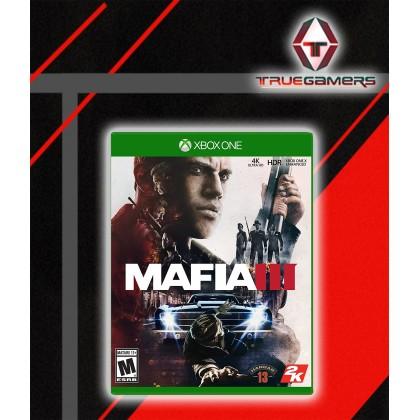 XBOX ONE MAFIA 3 - ENGLISH
