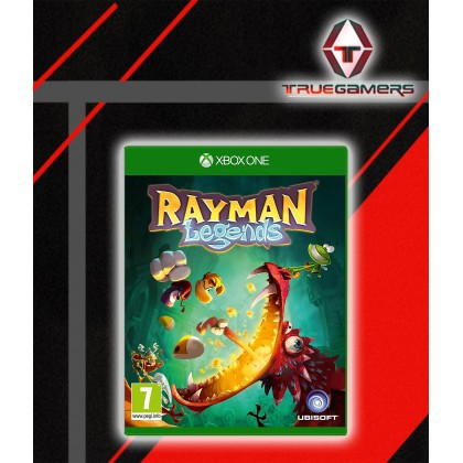 XBOX ONE RAYMAN LEGENDS - ENGLISH
