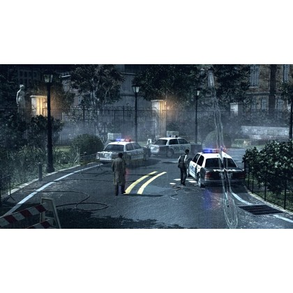 XBOX ONE EVIL WITHIN - ENGLISH