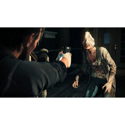 XBOX ONE EVIL WITHIN 2 - ENGLISH