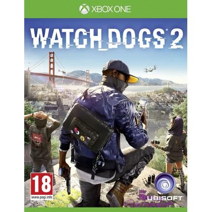 XBOX ONE WATCH DOGS 2 - ENGLISH