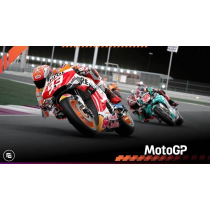 SWITCH MOTO GP 21 - DIGITAL CODE WITH BOX