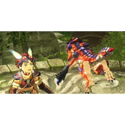 SWITCH MONSTER HUNTER STORIES 2 WINGS OF RUIN - US ENGLISH [PRE ORDER 09/07/2021]