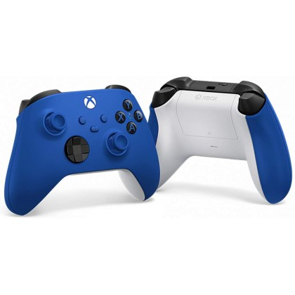 XBOX ONE S WIRELESS CONTROLLER SHOCK BLUE