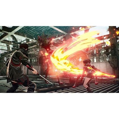 PS4 SCARLET NEXUS - R3 ENGLISH [PRE ORDER 24/06/2021]
