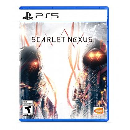 PS5 SCARLET NEXUS - R3 ENGLISH [PRE ORDER 24/06/2021]