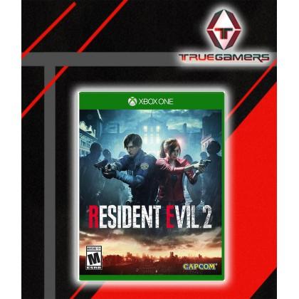XBOX ONE RESIDENT EVIL 2 - ENGLISH