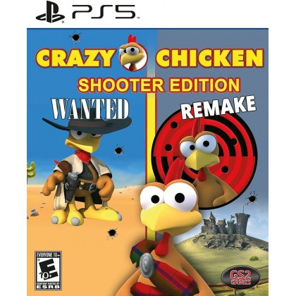 PS5 CRAZY CHICKEN SHOOTER EDITION