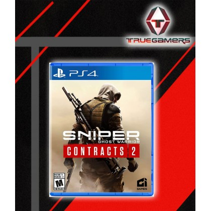 PS4 SNIPER GHOST WARRIOR CONTRACT 2 - R2