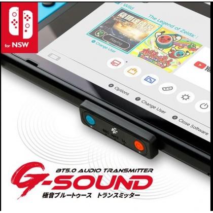 FLASHFIRE G-SOUND 5.0 AUDIO TRANSMITTER FOR NINTENDO SWITCH/PS4/PC