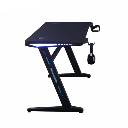 MULTIFUNCTIONAL GAMING TABLE WITH RGB 7 COLOR LIGHT - D2110 (120CM/L X 60CM/W X 74CM/H)