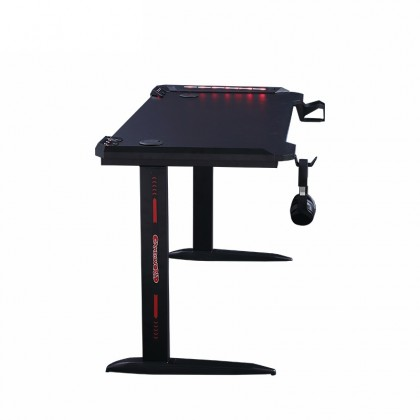 MULTIFUNCTIONAL GAMING TABLE WITH RGB 7 COLOR LIGHT - D2111 (120CM/L X 60CM/W X 74CM/H)