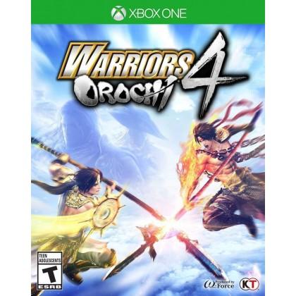 XBOX ONE WARRIORS OROCHI 4