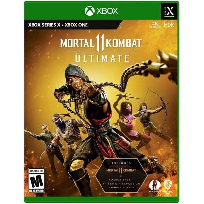 XBOX ONE MORTAL KOMBAT 11 ULTIMATE EDITION
